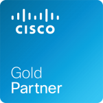 Cisco - Gold Partner